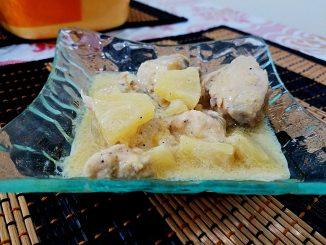 lutong bahay recipe - Pininyahang Manok