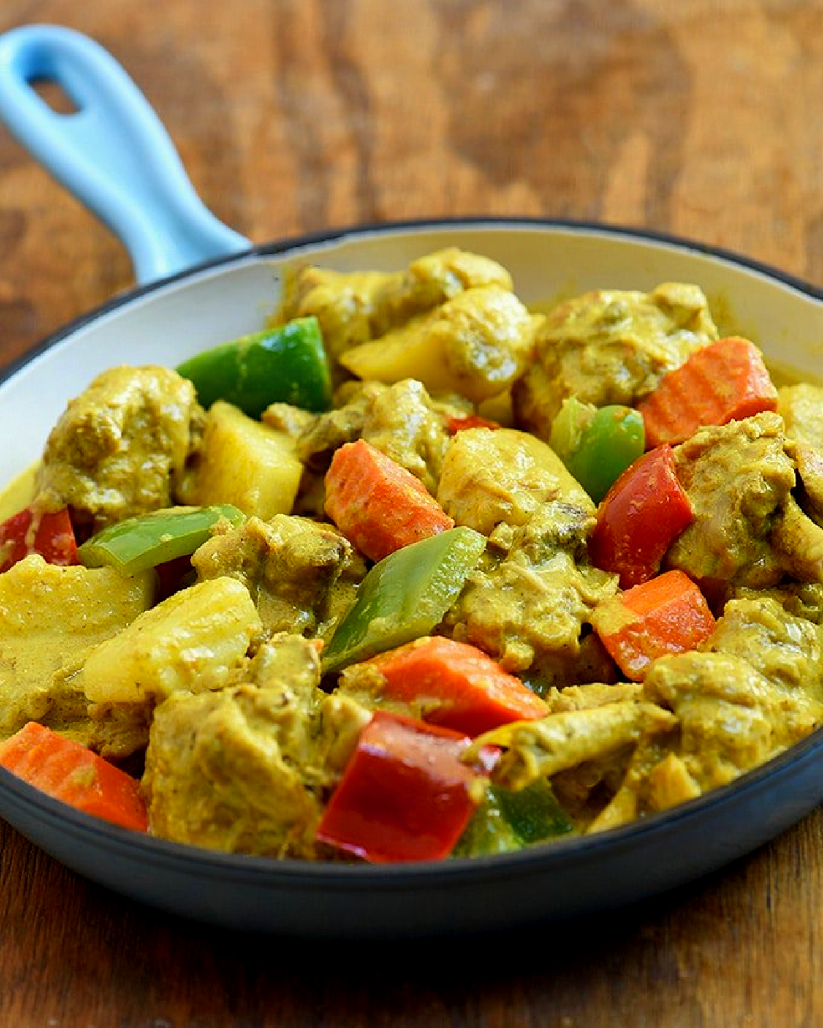 Chicken Curry Lutong Bahay Recipe