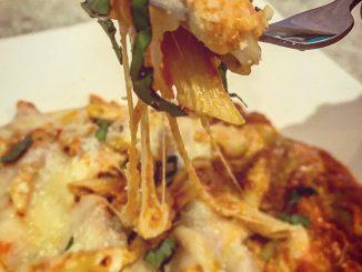 lutong bahay recipe-baked ziti