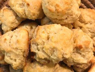 lutong bahay recipe-baking powder biscuits
