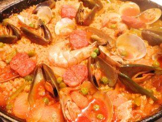 lutong bahay - valenciana paella