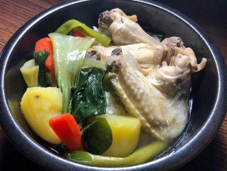 lutong bahay - nilagang manok recipe