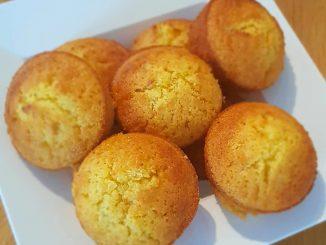 lutong bahay recipe-corn muffin