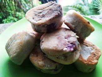 lutong bahay recipe-hopiang ube