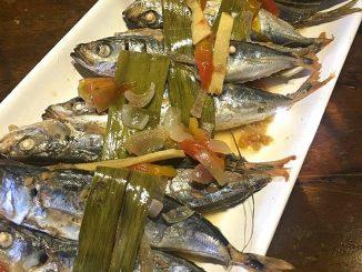 lutong bahay recipe-paksiw na galunggong