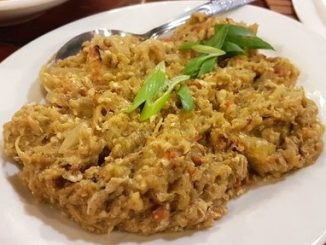 lutong bahay recipe-poqui poqui
