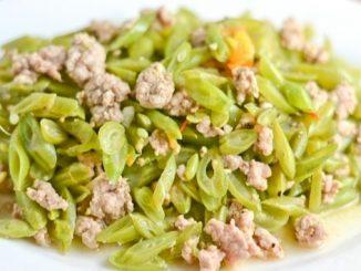 lutong bahay recipe-sauteed green beans