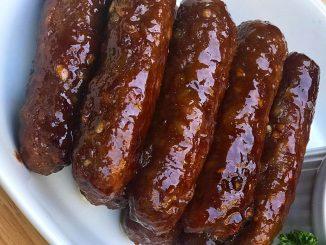 lutong bahay recipe-skinless longganisa