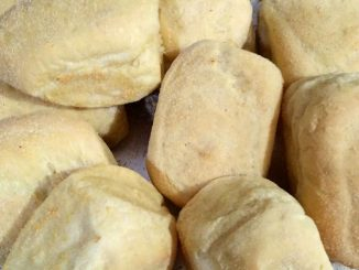 lutong bahay recipe-sweet potato pandesal