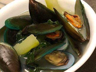lutong bahay recipe-tahong soup