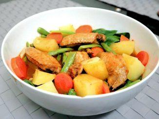 lutong bahay - chicken puchero