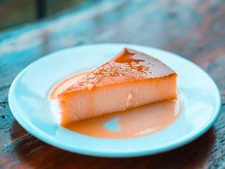 lutong bahay - cream cheese flan recipe