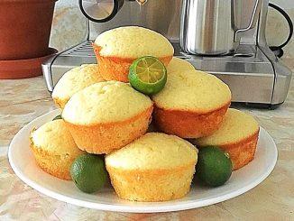 lutong bahay recipe-calamansi muffins
