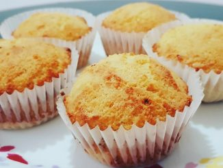 lutong bahay recipe-cheese muffin