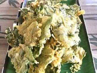lutong bahay recipe-crispy kangkong