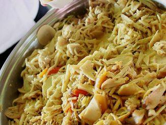 lutong bahay recipe-ginataang labong