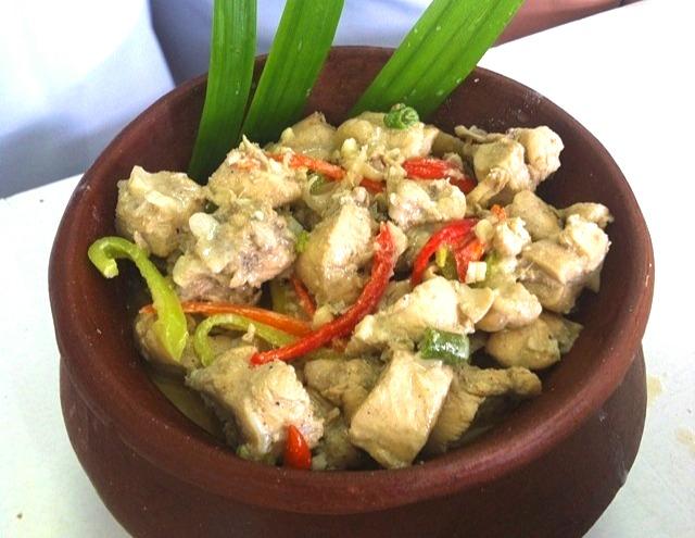 lutong bahay recipe-hinalang na manok