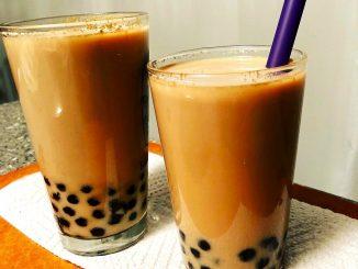 lutong bahay recipe-home made milk tea