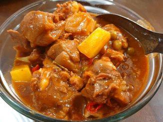 lutong bahay recipe-kalderetang kambing