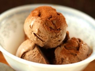 lutong bahay recipe-milo ice cream