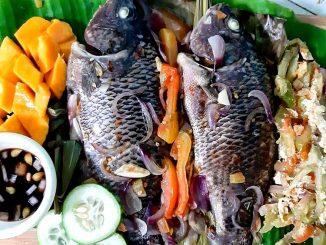 lutong bahay recipe-pinaputok na tilapia