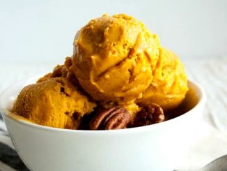 lutong bahay recipe-pumpkin ice cream