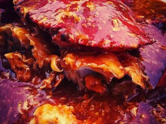 lutong bahay - singaporean chili crab