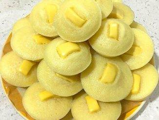 lutong abhay recipe-buttered puto