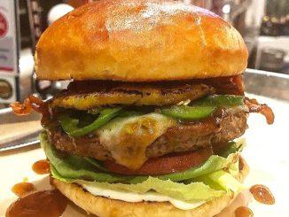 lutong bahay recipe-aloha burger