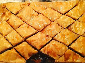 lutong bahay recipe-baklava
