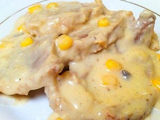 lutong bahay recipe-beef with corn and mushroom