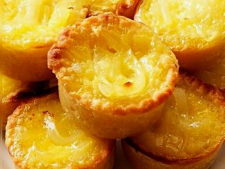 lutong bahay recipe-buko tarts