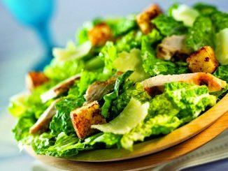 lutong bahay recipe-caesar salad