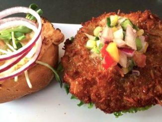 lutong bahay recipe-coconut burger
