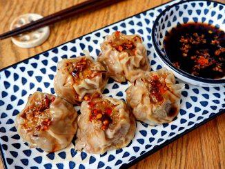 lutong bahay recipe-pork siomai