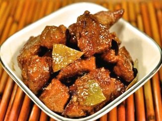 lutong bahay - adobo chino