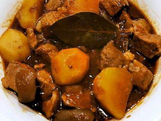 lutong bahay - pork asado