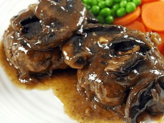 lutong bahay - salisbury steak