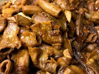 lutong bahay recipe - adobong isaw ng baboy