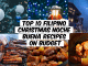 Top 10 Filipino Christmas Noche Buena Recipes on Budget