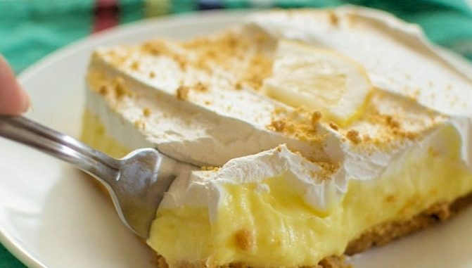 lemon-cheesecake-pudding-dessert-recipe