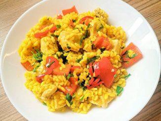 lutong-bahay-chicken-paella