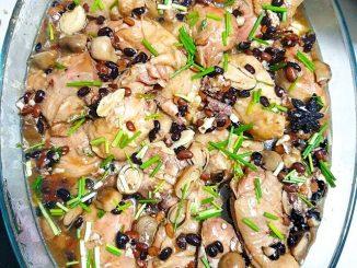 lutong-bahay-recipe-chicken-tausi