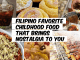 Filipino Favorite Childhood Food that Brings Nostalgia to You