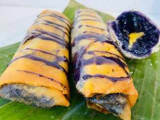 lutong-bahay-ube-banana-turon