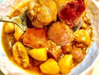 lutong-bahay-recipe-chicken-kaldereta
